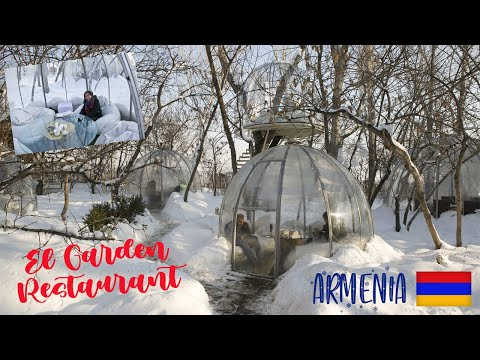 El Garden Restaurant Armenia