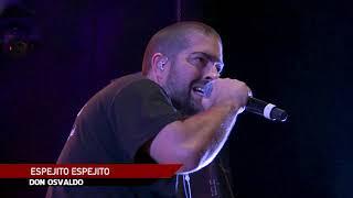 Don Osvaldo- Espejito Espejito [Video Oficial]- En Vivo- Plaza de la música. 5/2/2021