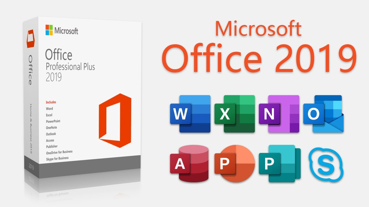 DESCARGA E INSTALA OFFICE 2019 ESPAÑOL │ WORD… ✅✅✅