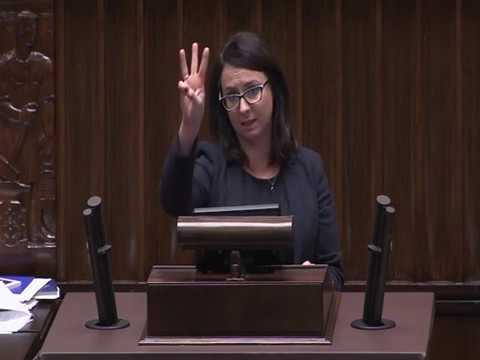 Kamila Gasiuk-Pihowicz #LAMENT OPOZYCJI nt. reformy Sądu Najwyższego