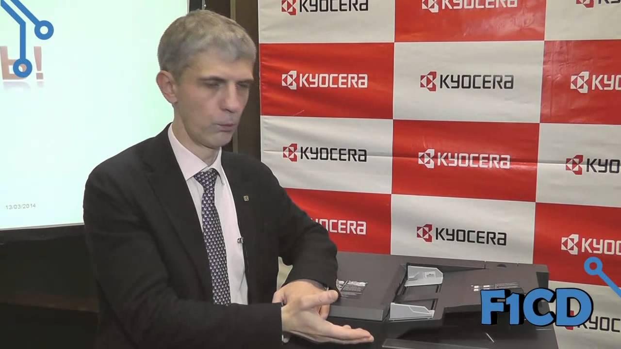KYOCERA TASKalfa 1801 и 2201: обзор МФУ с российской [  ]