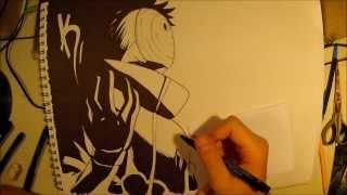 Speed Drawing : Tobi