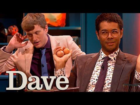 James Acaster + Richard Ayoade = AWKWARDOFF | Hypothetical | Dave