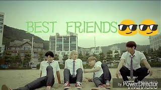 BEST FRIENDS   KOREAN VIDEO   ( YEH DOSTI SONG ) EDITED VIDEO