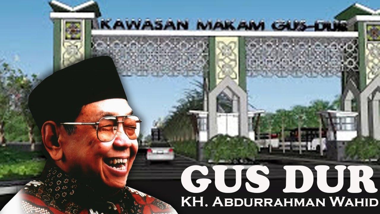Wisata Religi Jombang Makam Gus Dur Youtube
