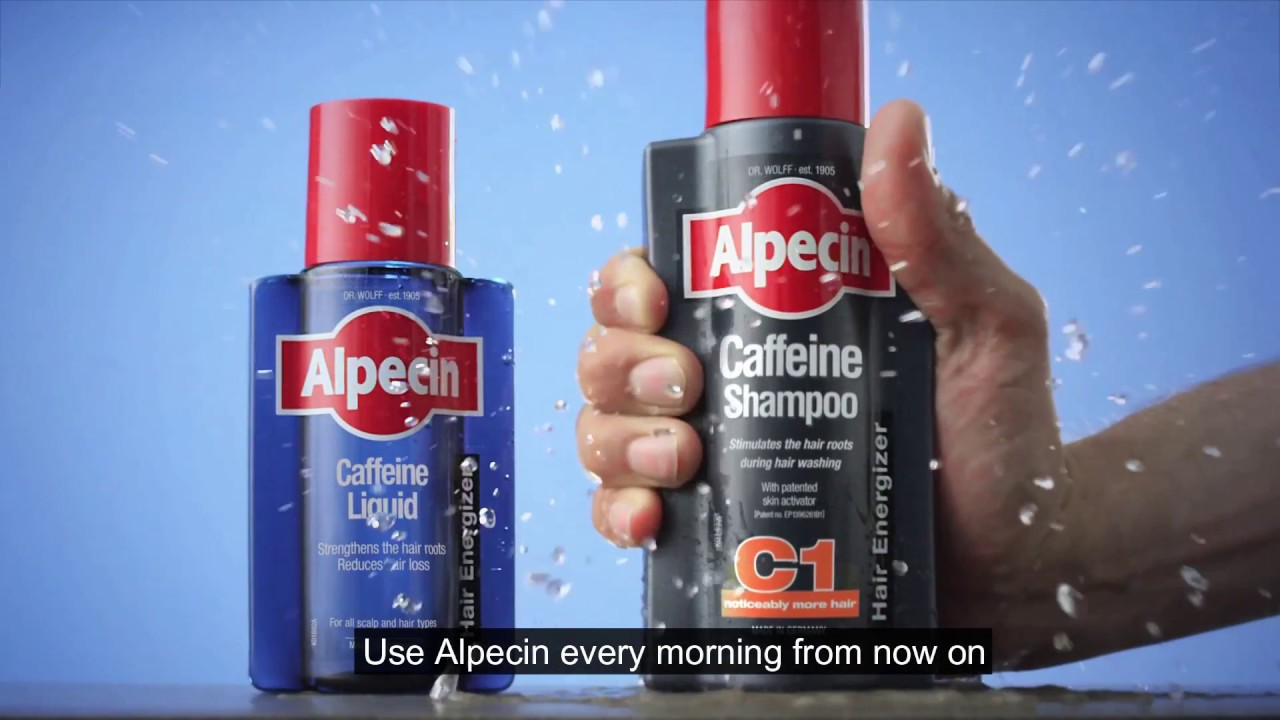 Alpecin C1 And Liquid Doping For Your Hair Singapore