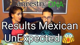 My Ancestry DNA Test Results, From Mexico Michoacan