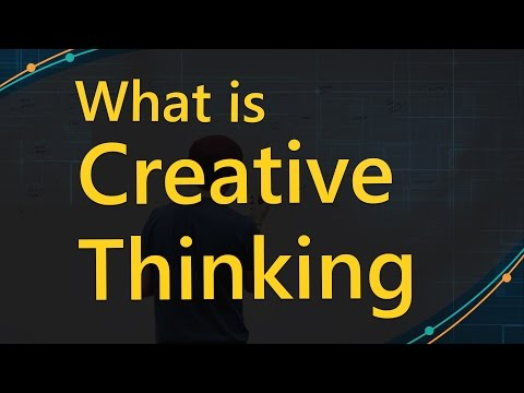what is creative thinking |Creative Thinking Skills| Creative thinking techniques  || SimplyInfo.net