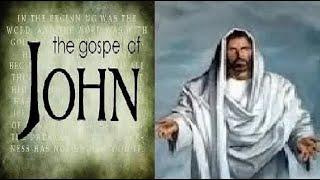 John (The Gospel of John Visual Bible) KJV | Bible Movie Black & White