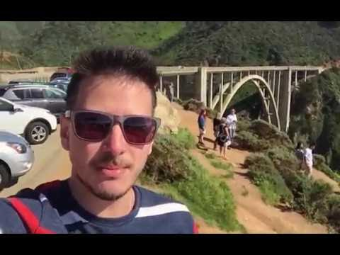 Big Sur - California Daily Vlog 3