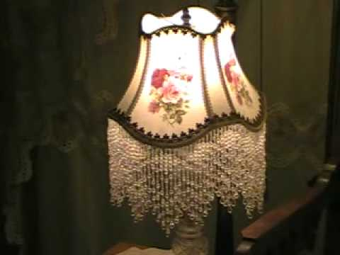 Preview of victorian lamp shades as a home business youtube aloadofball Image collections