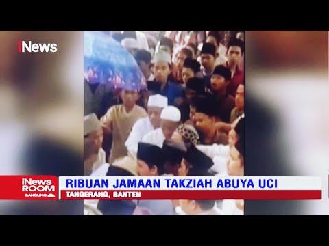 Ribuan Pelayat Dari Penjuru Banten Solatkan Jenazah Abuya Uci - Inews Room 06/04