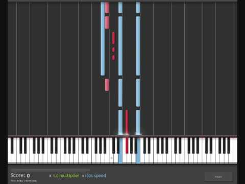 How To Play Miley Cyrus - The Climb on piano/keyboard