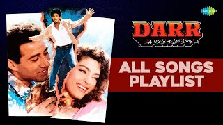Darr (1994) Movie Songs | Full Album | Jukebox (HQ) | Shahrukh Khan , Juhi Chawla , Sunny Deol