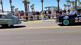 The 9th annual Historic North Turn Legends Beach Parade
