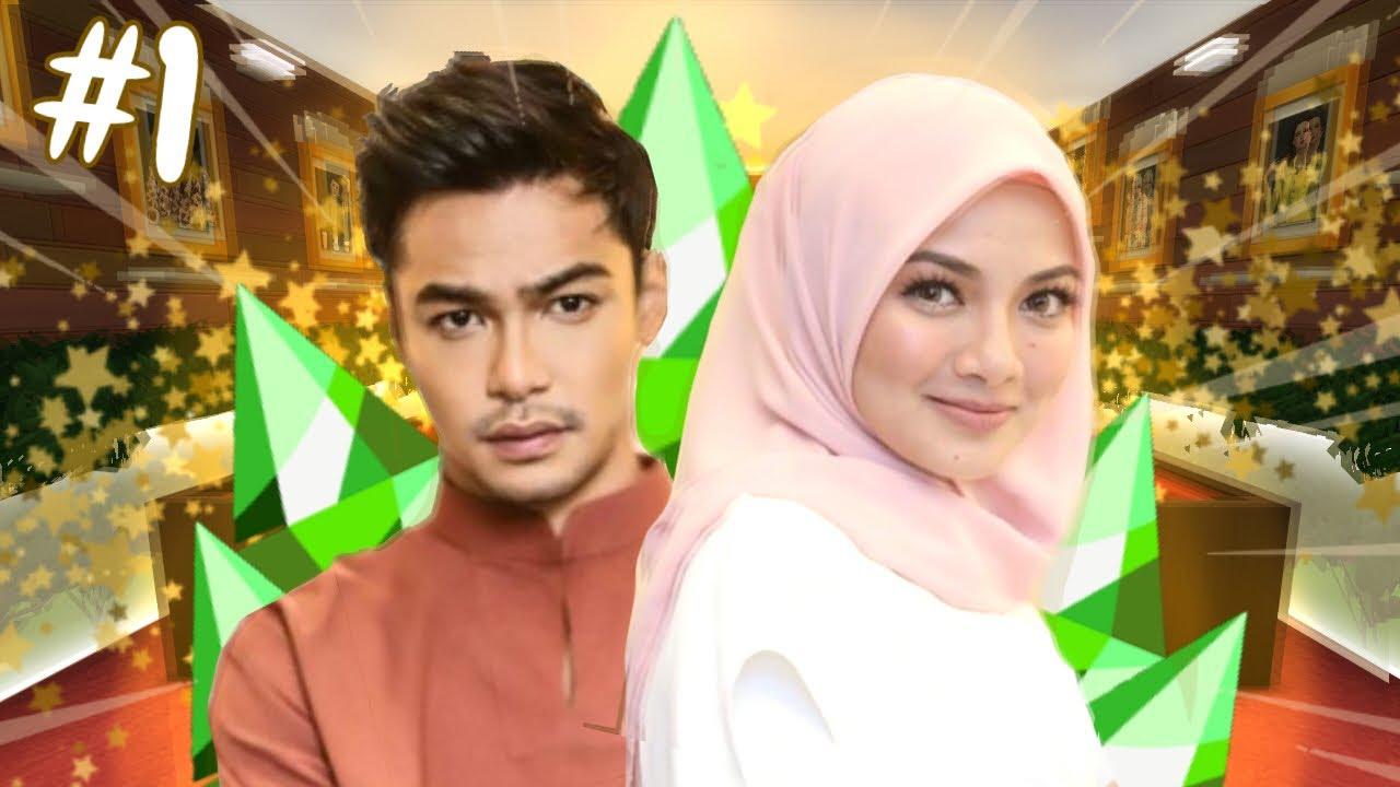 GAME SHOW SELEBRITI MALAYSIA?! | Rumah Selebriti | The Sims 4 (Episode 1)