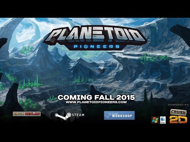 Скачать Игру Planetoid Pioneers - фото 4