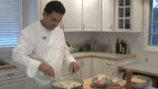 Chef Ed Cooks...turkey Tetrazzini