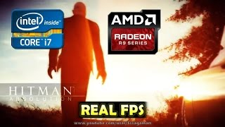 Hitman: Absolution | R9 380 - i7 920 | Ultra 1080p FPS Test