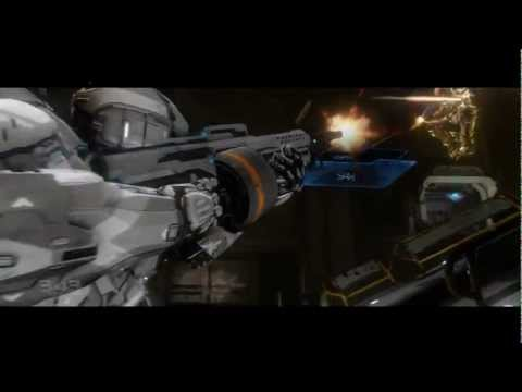 Halo 4 - USNC Weaponry Trailer - 0 - Halo 4 – USNC Weaponry Trailer