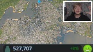 GROOTSTE STAD OOIT! 0.5 MILJOEN INWONERS! (Cities Skylines)