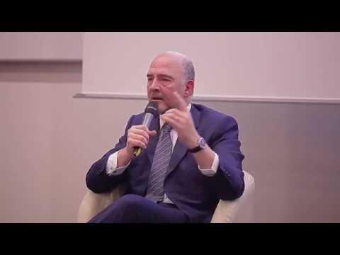 Moscovici - Tribunes ESCP Europe