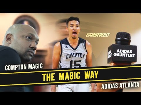 """The Magic Way"" - Behind the Scenes with the Nation's Top AAU Team: Compton Magic"