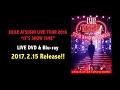 "Capture de la vidéo Exile Atsushi / Life 3 -Live Tour 2016 ""it's Show Time!!"" Documentary- (Live Dvd & Blu-Ray)"