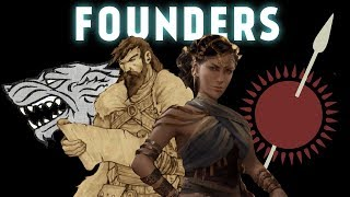 The Founders of Great Houses (Game of Thrones)