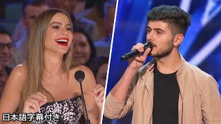 Women are fell in love with Luca's charms one after another | AGT 2020