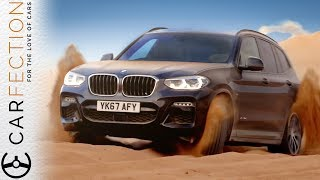 NEW BMW X3: Enough To Tackle Morocco - Carfection