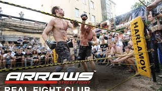 Arrows Street Fights: Navy Seal vs Air Force Special Ops