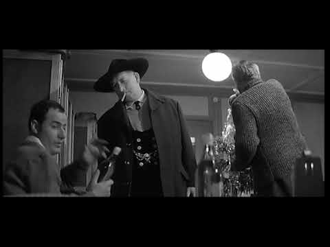 Weihnachtsszene - Spur der Steine (Frank Beyer, DDR, 1966)