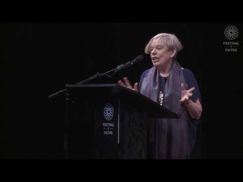 Karen Armstrong | Compassion in World Affairs | 2017 Festival of Faiths
