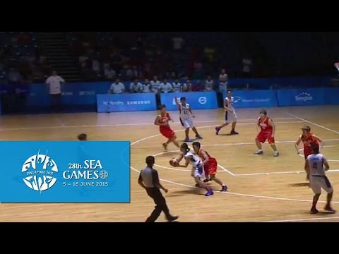 Basketball Womens Philippines vs Malaysia (Day 6) | 28th SEA Games Singapore 2015