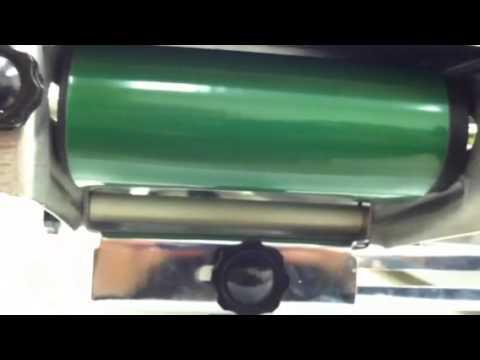 Conveyor belt tracking/ Konveyör Bant Otomatik Merkezleme Rulosu by