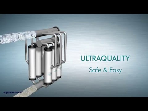 Water filtration membranes - Ultrafiltration AQUASOURCE - SUEZ