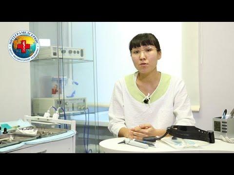 Интервью с врачом оториноларингологом ЛОР Мулдашевой А.А.