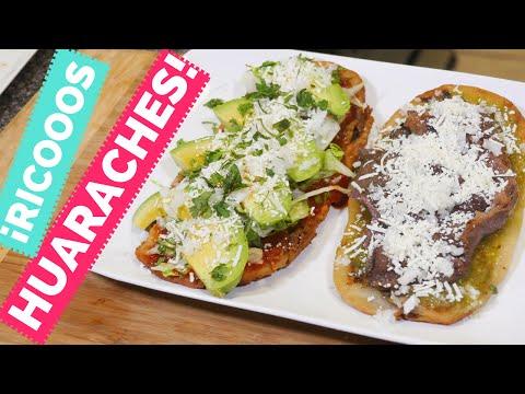 HUARACHES (Antojitos Mexicanos) - collab con Mi Cocina R�pida - La Cooquette
