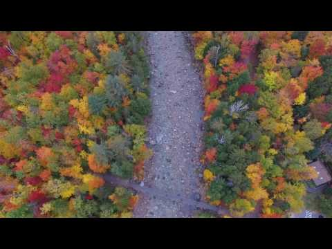 Fall in New Hampshire - 4K Drone