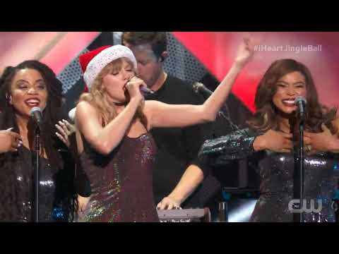 Taylor Swift - Christmas Tree Farm - Live At The Z100 IHeartRadio Jingle Bell Ball 2019