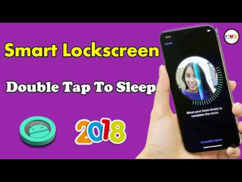 New Smart Lockscreen For Android || Double Tap To Sleep (No Root)