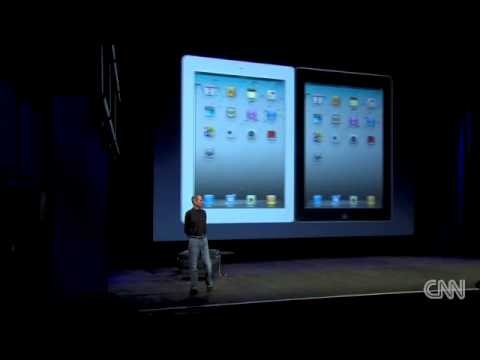 Breaking News Videos from CNN.com Steve Jops Submit ipad2