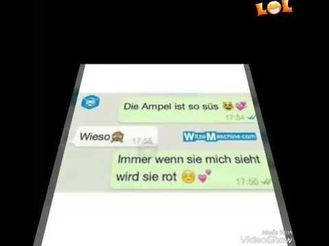 10 lustige WhatsApp Chats 💐😇