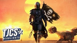 Are Global Star Wars Fans Forced To Pirate The Mandalorian