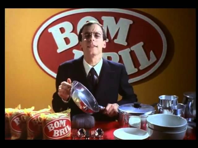 Comercial BOMBRIL - Dá samba (bom para panelas)