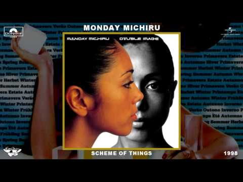 Monday Michiru - Scheme of Things [Jazz-Funk - Soul-Jazz] (1998)