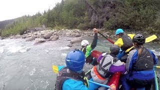 STUCK on the Blanchard river - ep. 12 Soul Rafter