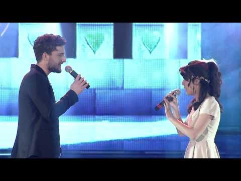 Gjeniu i vogel 6 - Rea & Lind- I want to spend my lifetime loving you (nata 14)