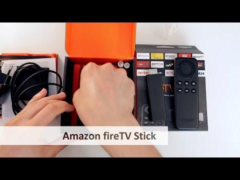 Amazon Fire TV Stick - HDMI-Streaming-Stick im Test [Deutsch]